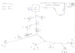 Plan du réseau 12. 2013
